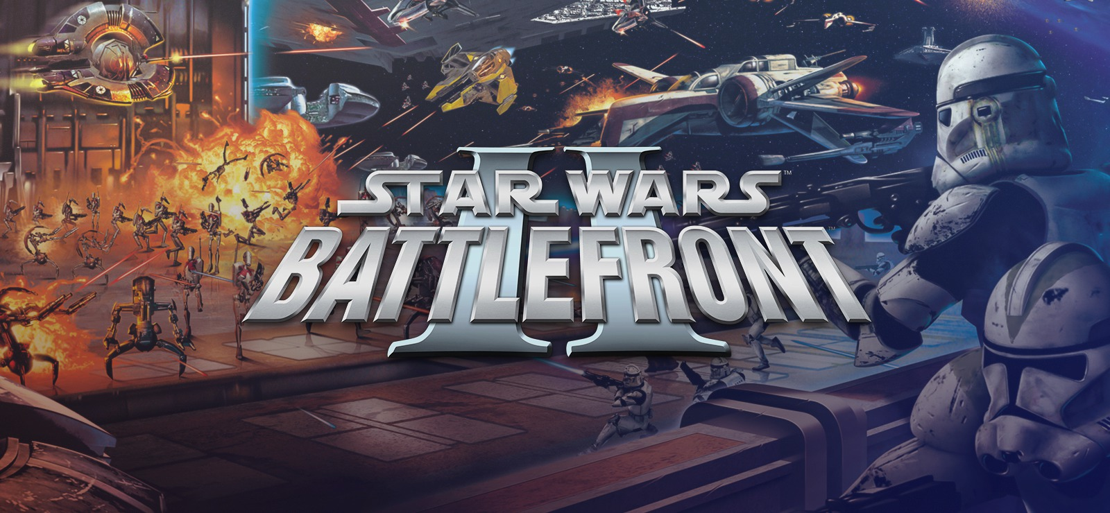 Win 1 of 2 keys for Battlefront 2 (2005 ed.) for next DBH!