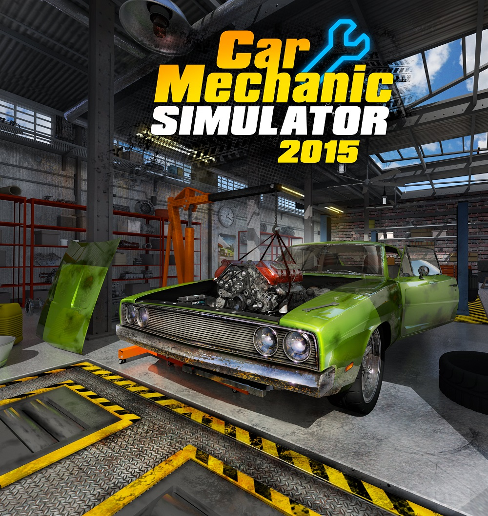 Win a key for Car Mechanic Simulator 2015!!