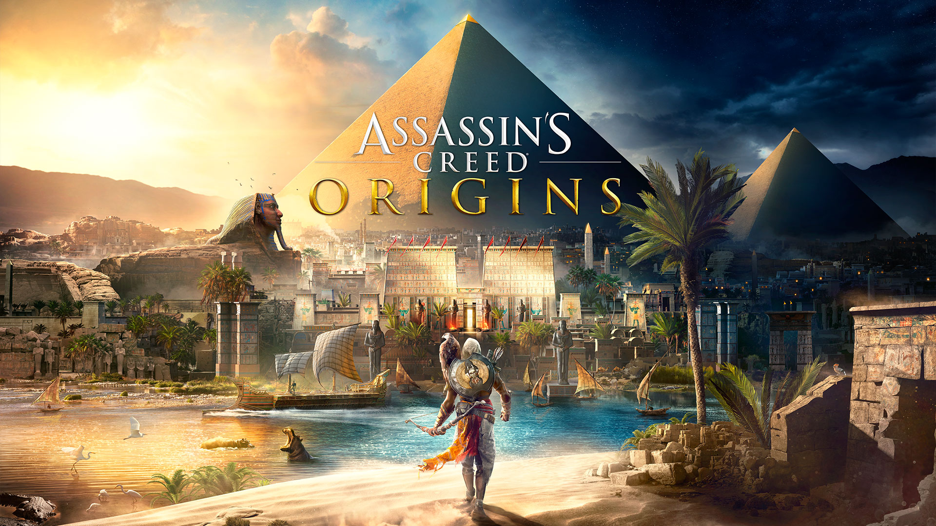 Win Assassin's Creed Origins for PC