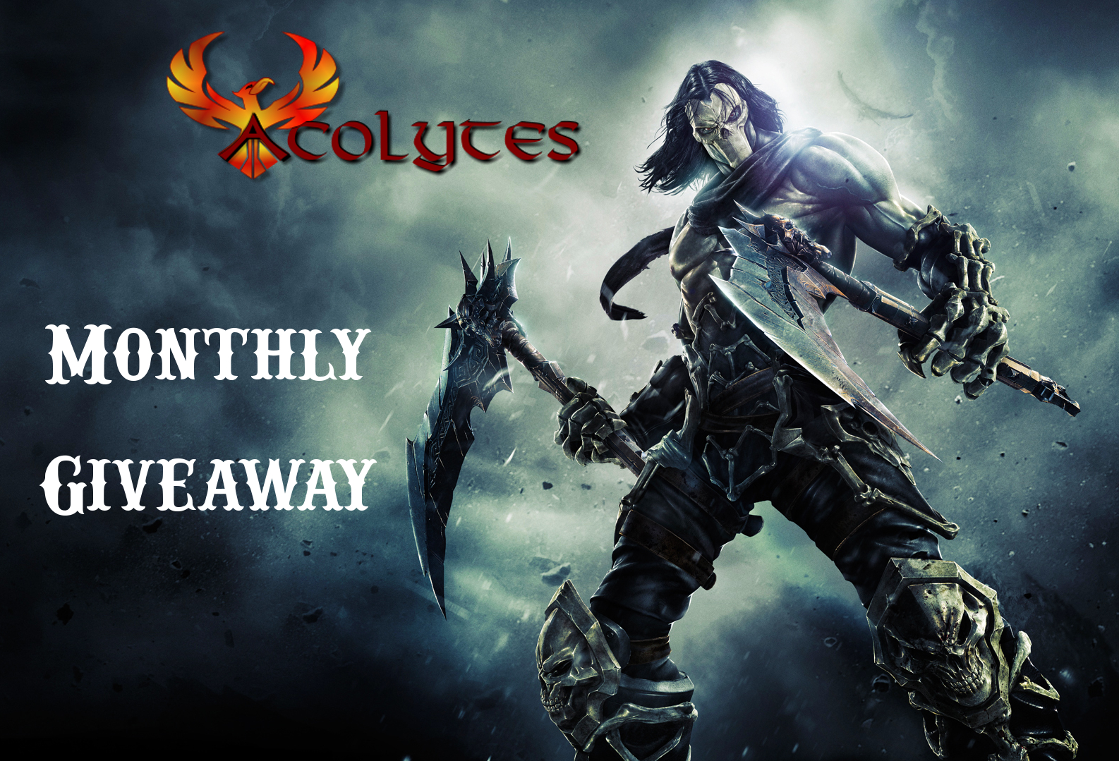 Acolyte Monthly Giveaway - July 2017