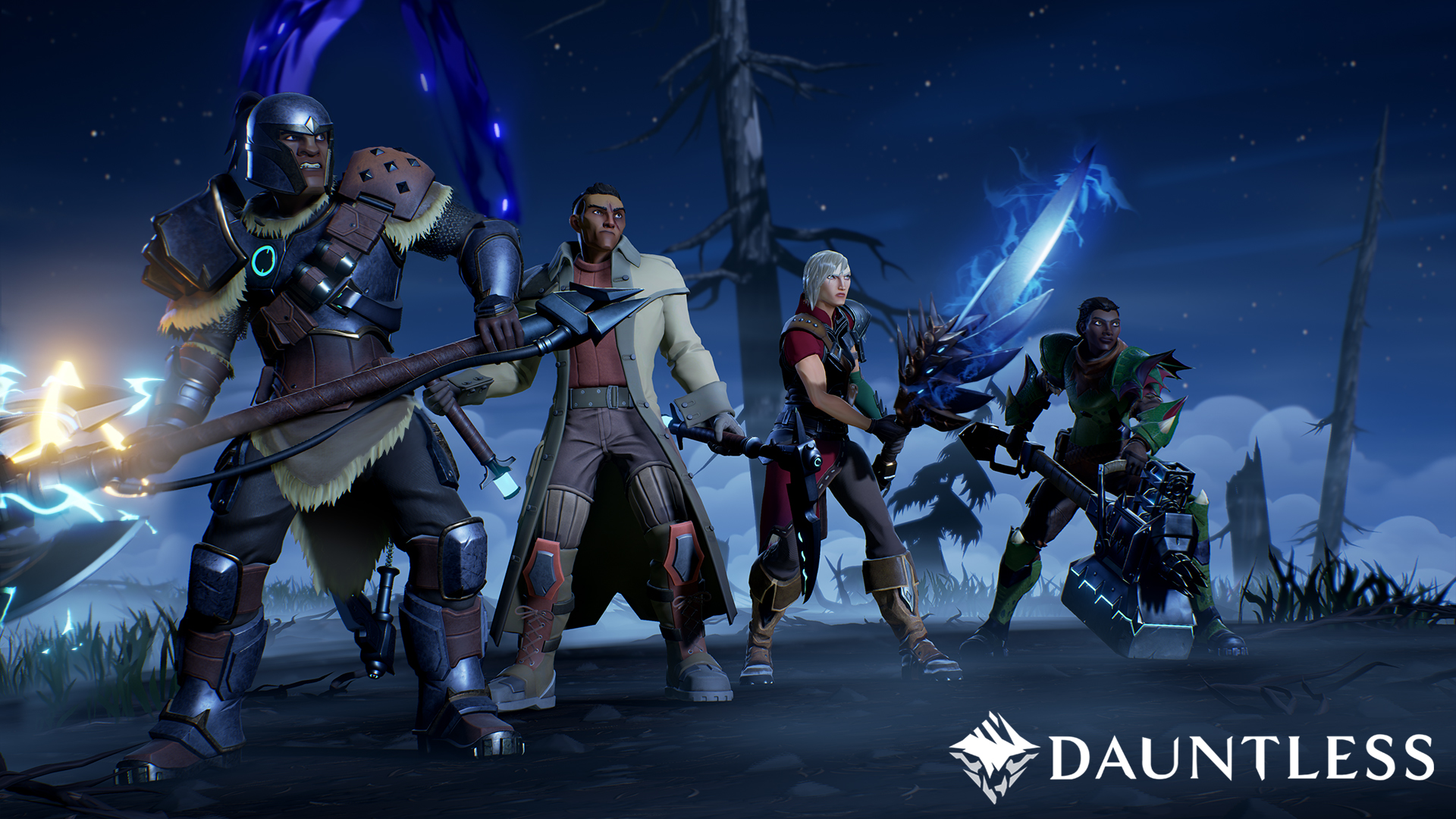 Dauntless Slayer Tier Founders Pack