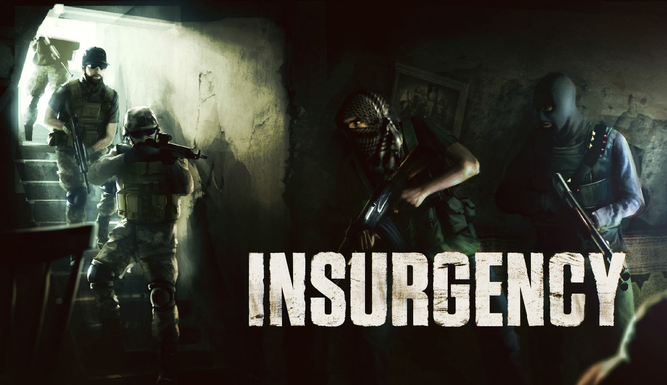 Win 1 of 2 keys for Insurgency!